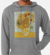 Vincent van Gogh's Sunflowers Lightweight Hoodie