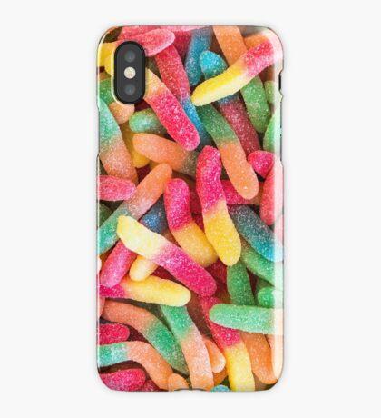 Gummy Worms iPhone Case