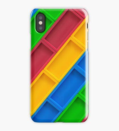 Dominos iPhone Case