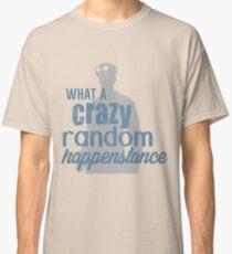 Dr. Horrible - Crazy Random Happenstance Classic T-Shirt