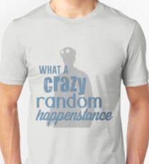 Dr. Horrible - Crazy Random Happenstance T-Shirt