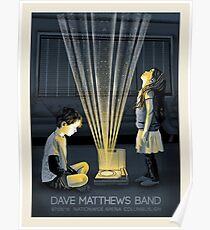 DMB At Nationwide Arena Columbus OH Limitied Edition Design Poster