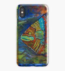 Mr. Fishy iPhone Case/Skin