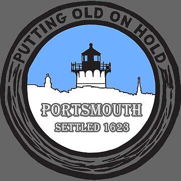 Portsmouth, NH by PuttinOldOnHold