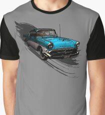 Car Retro Vintage Design Graphic T-Shirt