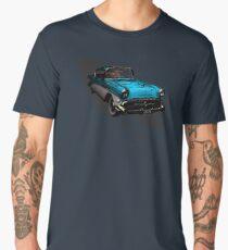 Car Retro Vintage Design Men's Premium T-Shirt