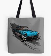 Car Retro Vintage Design Tote Bag
