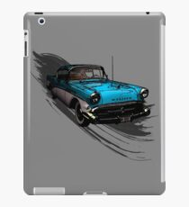 Car Retro Vintage Design iPad Case/Skin