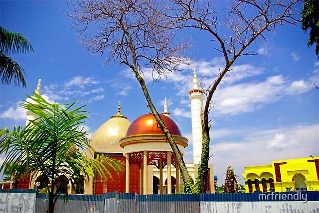 Mosque 1 by mrfriendly