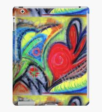 Mapping Internal Land iPad Case/Skin