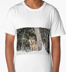 Winter Visitor Long T-Shirt