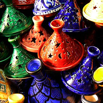 Tagine Tumble by Diane