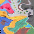 3 layer paint by Shannon Kringen