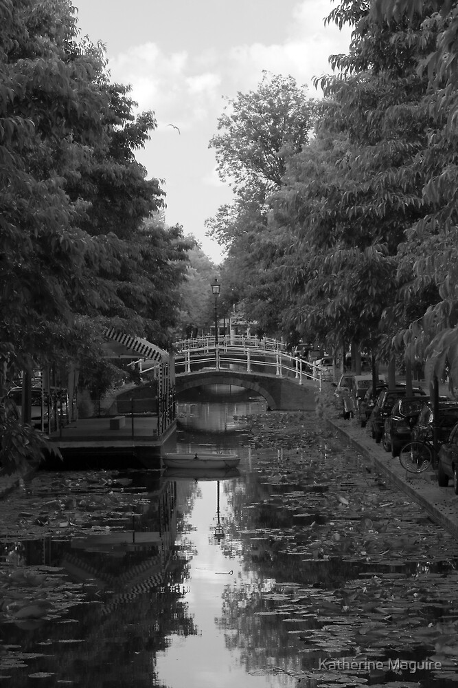 Canal by Katherine Maguire