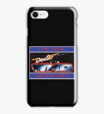 The New Doctor Who Adventures iPhone Case/Skin