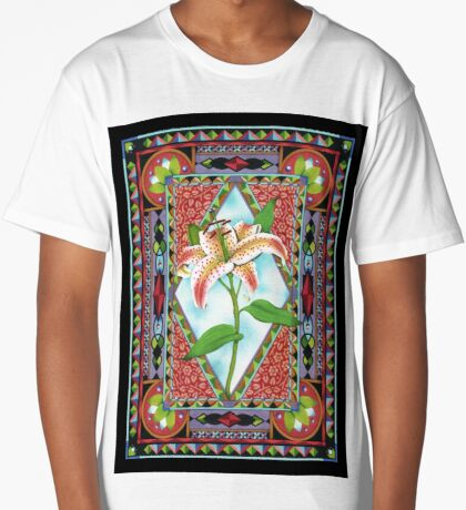 Gilding the Lily! Long T-Shirt