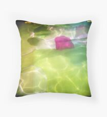 Glandeves Throw Pillow