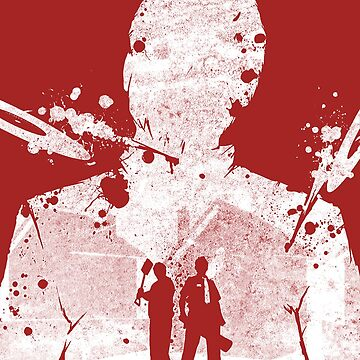 Shaun of the Dead by athyabm