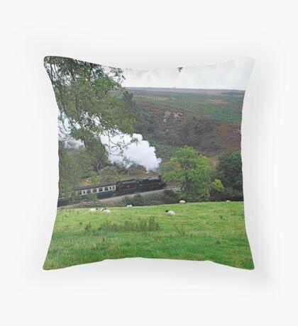 Darnholme, Goathland Throw Pillow