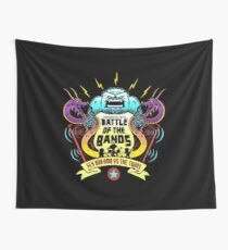 battle of the bands Wall Tapestry