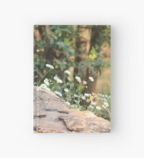 I walk with ... beauty Hardcover Journal