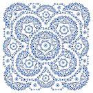 Blue Rhapsody II by PatriciaSheaArt
