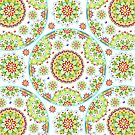 Kristofer's Mandala by PatriciaSheaArt