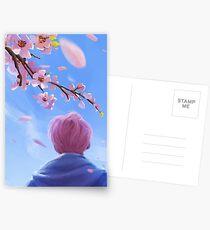 Spring Day Postcards