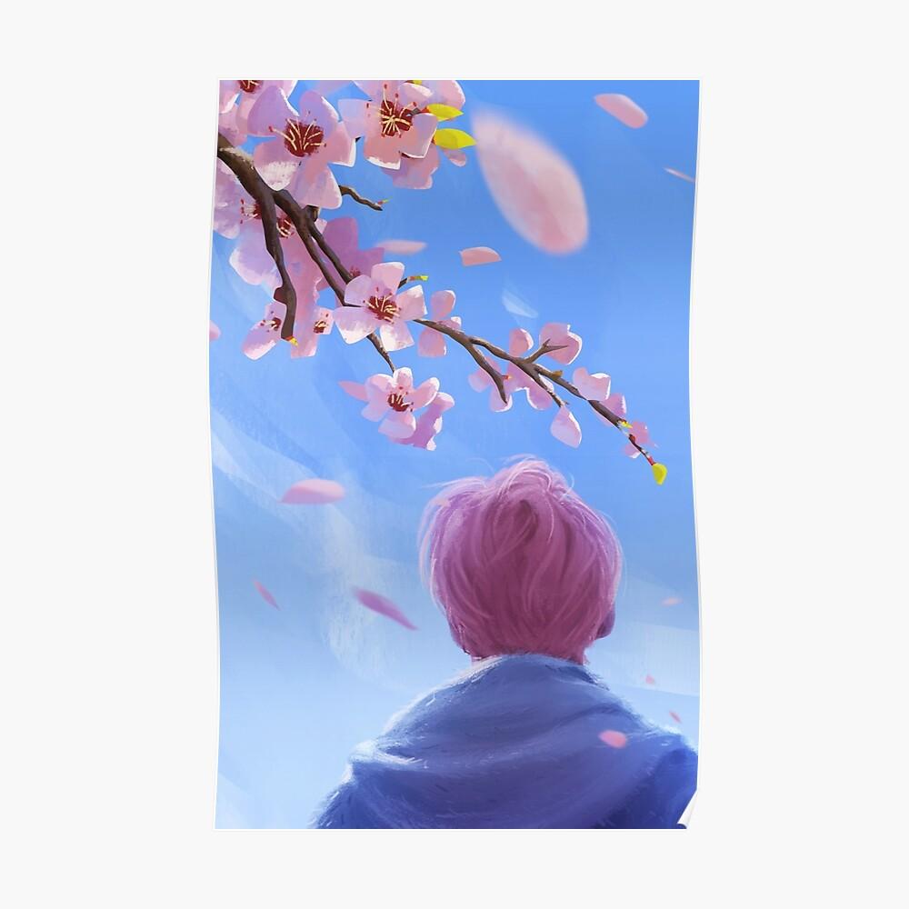 Frühlingstag Poster
