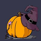 Pumpkin & Spice & Everything Halloween by labreject
