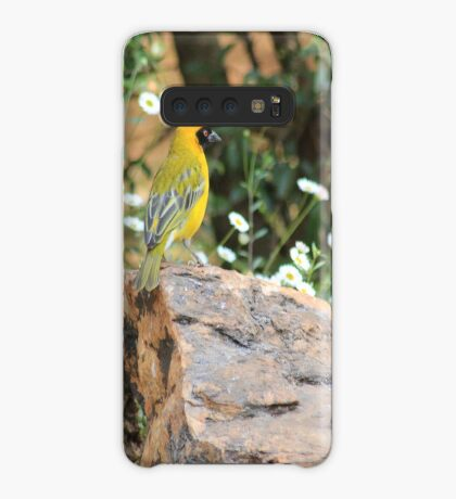 I walk with ... beauty Case/Skin for Samsung Galaxy