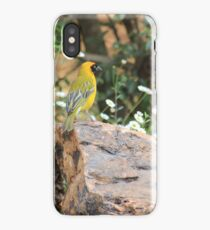 I walk with ... beauty iPhone Case