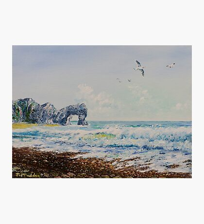 Durdle Door Photographic Print