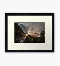Jim Thorpe Framed Print