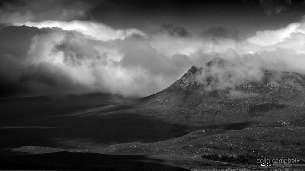 Coigach by colin campbell