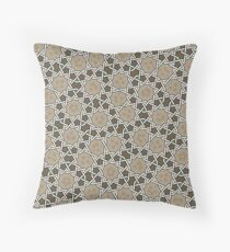 P3 Sub Division Throw Pillow