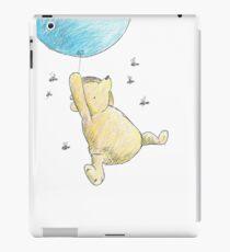 Classic Winnie the Pooh & Bees Sketch iPad Case/Skin