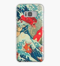 Gyarados Red Cell Phone Case Samsung Galaxy Case/Skin