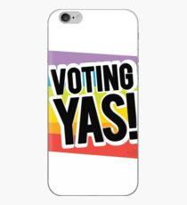 Voting YAS iPhone Case