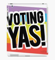Voting YAS iPad Case/Skin
