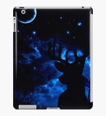 Prongs night iPad Case/Skin