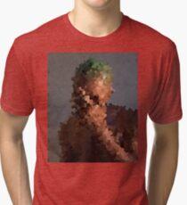 Frank Ocean Album Art Crystalized Tri-blend T-Shirt