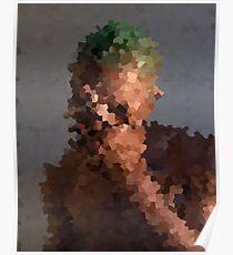 Frank Ocean Album Art Crystalized Poster