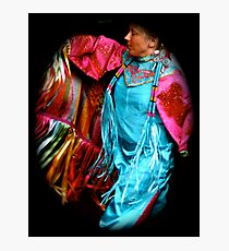 Ribbon dancer Photographic Print