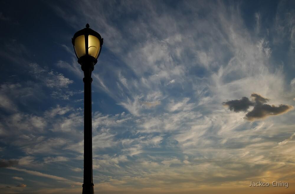 Lamppost by jackco ching