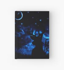 Prongs night Hardcover Journal