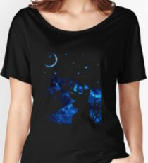 Prongs night Women's Relaxed Fit T-Shirt