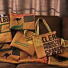 'Market Day'  bags ... say no to plastic by myraj