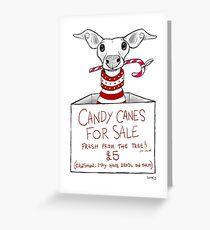 The Iggy's Christmas Business Greeting Card