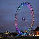 London Eye by James Lyall